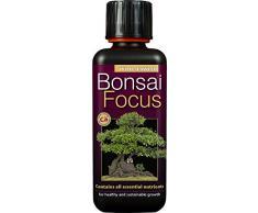 Growth Technology - Bonsai Focus, Fertilizzante liquido concentrato per bonsai, 300 ml