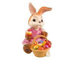 Goebel Pasqua Coniglietto pasquale tante Uova Colorate 66844041