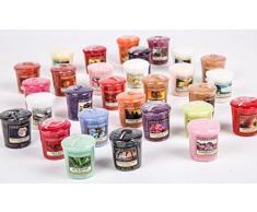 15 x Yankee Candle Votive Candele - Set di misti
