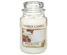 Yankee Candle Candela Grande Vaso, Burro di Karitè