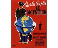 1art1 Empire 353894 - Poster filmIl grande dittatore, Charlie Chaplin, 68 x 98 cm