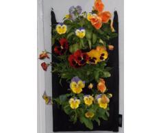Wall Hogger, alta qualità, 3-Mini-Vaso per piante, a muro