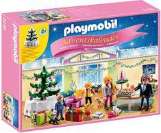 Playmobil 5496 - Calendario DellAvvento, Stanza di Natale con Albero Illuminato