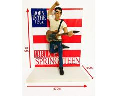 Statuina - Statuetta - Action Figures Bruce Springsteen - Born in the U.S.A.