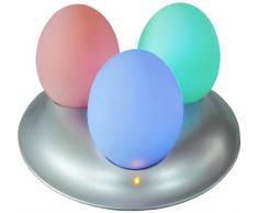 PartyFunLights, Uova luminose e colorate, ricaricabili