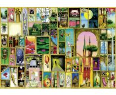 Schmidt - Colin Thompson Puzzle Magica Bacheca, 1000 Pezzi