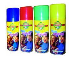 bomboletta stelle filanti spray vari colori assortiti , prezzo 1 pezzo