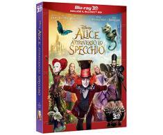 Alice Attraverso Lo Specchio (2 Blu-Ray 3D)