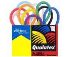 Qualatex 260Q - Palloncini modellabili confezione da 100 pezzi. -11250