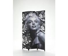 Wink design, Metz, separè paravento divisorio, stampa su tela bifacciale