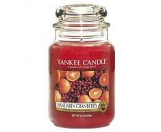 yankee candle Mandarin Cranberry - Candela in giara grande