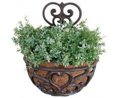 Vaso da parete acquista vasi da parete online su livingo - Portavaso da parete ...