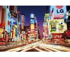 1art1 - Poster di Time Square, New York (91 x 61 cm) ohne rahmen