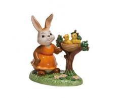 Goebel 66844381 - Coniglietto pasquale, piccolo pulcino, novità 2019