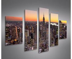Quadro new york acquista quadri new york online su livingo - Quadri da appendere in cucina ...