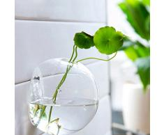 Vaso da parete acquista vasi da parete online su livingo for Vasi da ringhiera