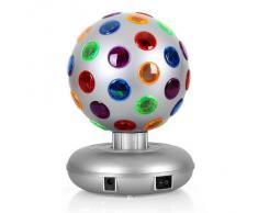 Palla da discoteca acquista palle da discoteca online su livingo - Specchi riflessi karaoke ...