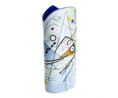 John Beswick, Vaso, motivo: Kandinsky, composizione VIII, Multicolore