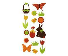 Artémio - Decorazioni in pannolenci, motivo: Pasqua