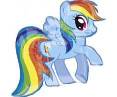 AMSCAN - Palloncino My Little Pony arcobaleno