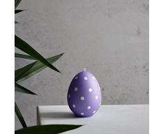 Viola Uovo di Pasqua 90 X 70 uovo di Pasqua – Candela decorativa idee