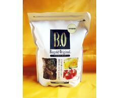 Biogold original giapponese, NPK 5,5-6,5-3,5 (2,4 kg), concime estivo granulare per bonsai