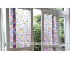 Adesivi per finestre ampia scelta su - Adesivi natalizi per finestre ...