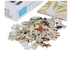 Puzzle 1000 Pezzi Uova Colorate Di Colore Dalmata Giocattoli Educativi Per Bambini Decorazioni Per La Casa