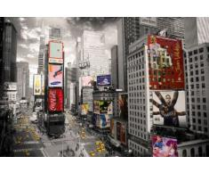 GB eye LTD, New York, Times Square Ariel, Maxi Poster, 61 x 91,5 cm