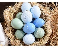 108 uova colorate