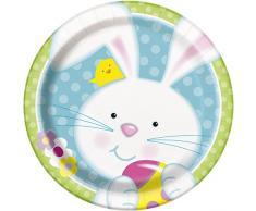 Spring Easter Bunny tovaglioli