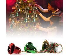 Banane decorazioni natalizie campanello di Natale appendini campanella di Natale pendente 2019