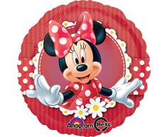 Palloncino rivestito in alluminio, di Minnie (Disney)