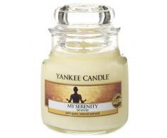 Yankee Candle Candela Piccolo Vaso, Meine Gelassenheit