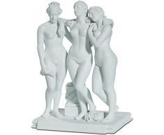 Le tre grazie, Statuetta di Pradier, 19,5 cm