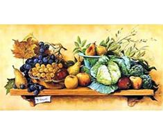 Cucina - Natura Morta II Stampa D'Arte (100 x 50cm)