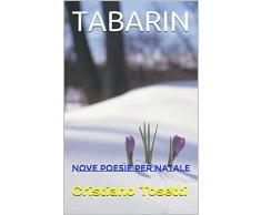 TABARIN: nove poesie per Natale