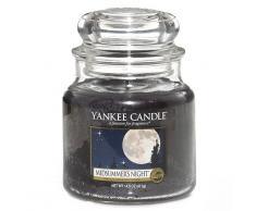 Yankee Candle Candela a Vaso Medio, Notte di Mezza Estate