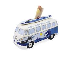 VW Collection by BRISA Salvadanaio a forma di VW Bus Samba, motivo: Surf