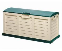 Siena Garden Jumbo XXL, Cassettone in plastica, colore: Verde/Beige