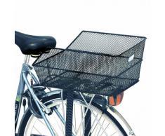Basil - Cestino per bicicletta Centro bambini, Bambini, Fahrradkorb Cento, Black, Taglia unica