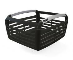 Thule Basket, Cestino per Bici Unisex Adulto, Nero, M