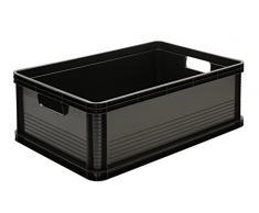 OKT Kids 1088412000 Contenitore multiuso, capienza 45Lt carico massimo 60 kg colore: grafite