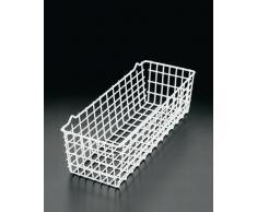 Metaltex 361700094 Pandino - Cestino portaoggetti, 33 x 12 x 9 cm