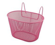 RMS Cestino bici junior rosa Junior pink bike basket