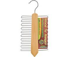 Portacravatte Wood Tie Hanger a 20 posti