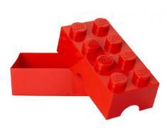 Piccolo Contenitore o portamatite One size Verde Chiaro Lime LEGO portavivande 8 Bottoncini