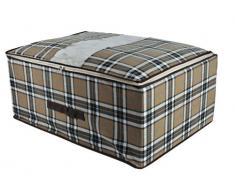 Scatola per armadi acquista scatole per armadi online su - Boite rangement plastique sous lit ...