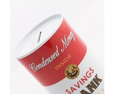 Salvadanaio Metallico Condensed Money
