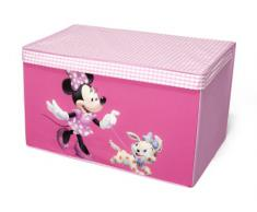 Disney Minnie Contenitore Portagiochi Pieghevole